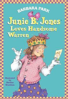 Junie B. Jones Loves Handsome Warren (Junie B. Jones Series #7)  by Barbara Park