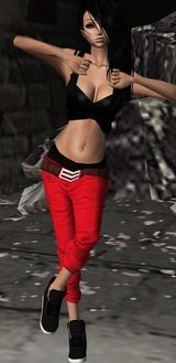 IMVU Daily outfits challenge