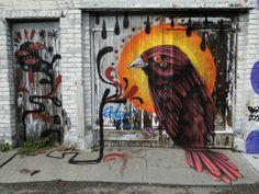 Ernest Doty. Street Art. Art. Graffiti.