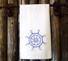 Nautical Kitchen Decor. Great for gifting.