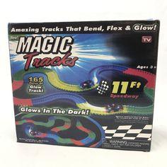 Magic Tracks Glow in the Dark