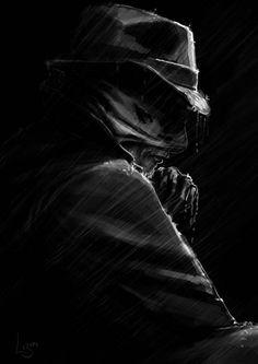 Watchmen - Rorschach