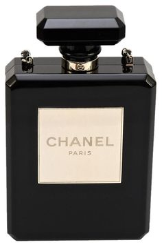 Chanel 14c Clutch Black No. 5 Plexiglass Perfume Bottle Leather Gold Ltd Shoulder Bag. Get one of the hottest styles of the season! The Chanel 14c Clutch Black No. 5 Plexiglass Perfume Bottle Leather Gold Ltd Shoulder Bag is a top 10 member favorite on Tradesy. Save on yours before they're sold out!