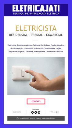 ELETRICISTA  RESIDENSIAL - PREDIAL - COMERCIAL