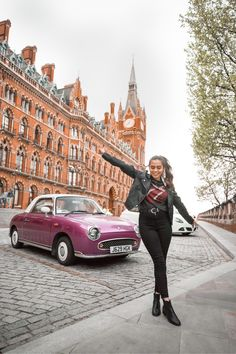 Pancras Hotel in London ✨ Casual Outfits, Fashion Outfits, Fashion Trends, Modesty Fashion, Winter Jackets, Hipster, Leather Jacket, Style Inspiration, Stylish