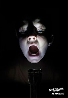 Maglite: Halloween http://adsoftheworld.com/media/print/maglite_halloween