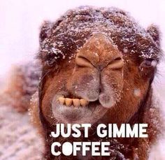 Coffee..for Mondays too ;)