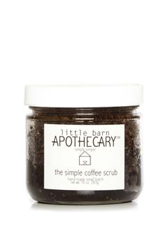 Little Barn Apothecary Simple Coffee Scrub. Shop it and 32 other best natural beauty products on the market.