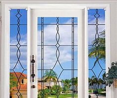 Window Film | Decorative | Privacy | Stained Glass | Etched Glass