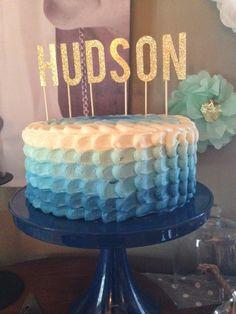 Ridged Cake Icing Tip