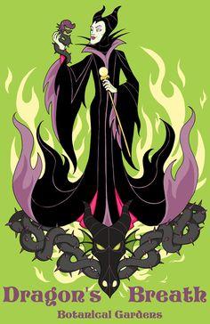 Maleficent by Gigatoast on deviantART