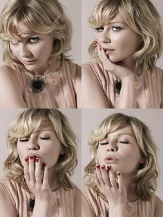 Kristen Dunst for Lula Magazine by Karen Collins