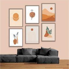 Toko Online kemmayu | Shopee Indonesia Gallery Wall, Boho, Wall Art, Frame, Home Decor, Picture Frame, Decoration Home, Room Decor, Bohemian
