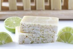 DIY Coconut-Lime Soap - 10 Amazing Homemade DIY Gifts