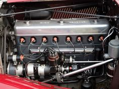 1933 Mercedes-Benz 380 K Sport Roadster #mbhess #mbclassic