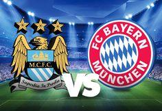 Champions League: Manchester City vs Bayern Munchen