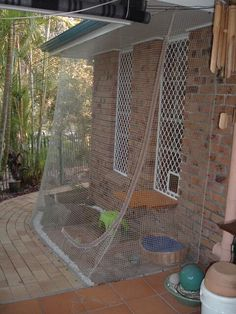 Creative Catio Enclosures Keep Cats Safe In Their Yards