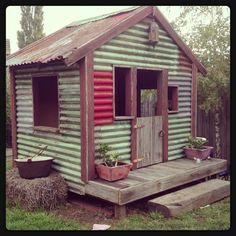 Chook house