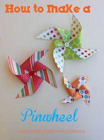 Lovin Pinwheels for Spring/Summer.
