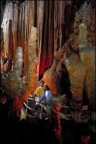 Most of the ARKANSAS caves come with a story, usually about how the cave was discovered. Around some swirl legends and ghost tales. Still others recall the days when saber tooth tigers and ancient tribes used the caves for shelter or when desperados used the caves to hide from lawmen and from fellow criminals.