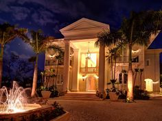 Corales Estate home, The Estates at Puntacana. Designed and constructed by Grupo Dupla, Dominican Republic.