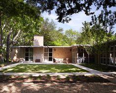 Original O'Neil Ford home gets inspiring renovation in Dallas