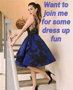 Girly Captions, Forced Tg Captions, Dress Me Up, I Dress, Dress Up Storage, Humiliation Captions, Feminized Boys, Trending Topics, Girly Things