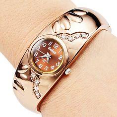 Hot sale rose #gold #watch bracelet watches women #watches luxury ladies watch clock saat montre femme relogio feminino reloj mujer