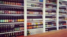 Mit Bier sind wir vier #craftbeer #laden #regal #kiel #brewcomer