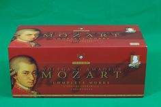 Catawiki Online-Auktionshaus: Wolfgang Amadeus Mozart Complete Works Amadeus Mozart, It Works, Movies, Movie Posters, Music Bedroom, Orchestra, Film Poster, Films, Popcorn Posters