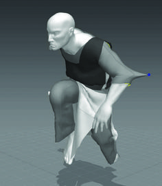 ZBrush tips: Integrate Marvelous Designer   3D Artist - Animation, Models, Inspiration & Advice   3DArtist Magazine