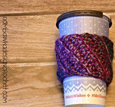 Stashbuster Bulky Yarn Cup Sleeve