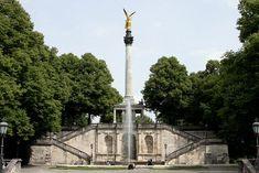 Friedensengel in München
