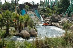 Gold Reef City Amusement Park Amusement Park, Countries Of The World, Waterfalls, South Africa, Tourism, Most Beautiful, African, City, Gold