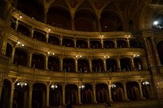 A day at the Opera - Budapest, Hungary