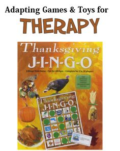 Thanksgiving JINGO - Reinforces history as questions are asked and answers are found on the bingo cards. Can you watch for multiple bingos in different spatial orientations on the busy background?