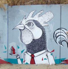 #Streetart by SeaCreative
