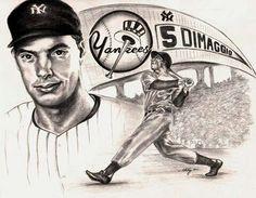 Joltin' Joe DiMaggio - The Yankee Clipper