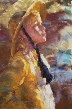 Trust In God, Pioneer Artwork by Julie Rogers