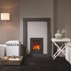 Wanders Marvic - Wood Burning Fireplace Insert