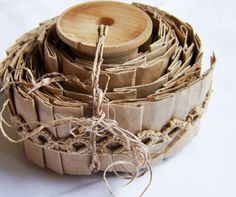 """""""Every Life Has a Story!"""" - {Roben-Marie Smith} - {Make It} Paper BagRibbon..."""