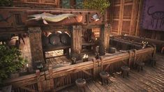 Post with 5330 views. Architecture Building Design, Minecraft Architecture, Fantasy House, High Fantasy, Fantasy Art Landscapes, Fantasy Artwork, Ark Survival Evolved Bases, Conan Exiles, Minecraft Medieval