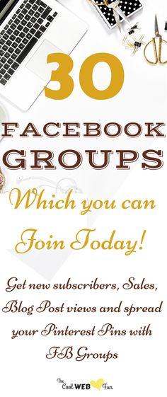How to use Facebook groups to bring traffic to blog. #website traffic