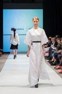Joanna Organiściak - Płachta - Identity, Cracow Fashion Week 2015 #CFW #cracowfashionweek #2015 #cracowschooloffashiondesign #cracowschoolofartandfashondesign