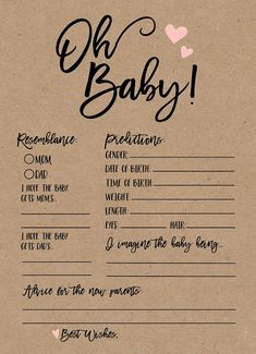 Baby Boy Prediction Card, Baby Shower Games To Play At Party, Printable Baby Sho. Baby Boy Prediction Card, Baby Shower Games To Play At. Fiesta Baby Shower, Baby Shower Fun, Baby Shower Gender Reveal, Baby Gender, Baby Shower Parties, Baby Boy Shower, Best Baby Shower Games, Baby Shower Ideas On A Budget, Baby Shower Program