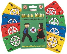 """Picture of How to Play: Dutch Blitz (aka """"Nerts"""")"""