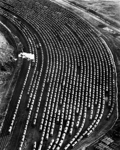 Nov. 26, 1939: Oil transported by tank cars. Though oil had been...