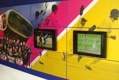 LED Digital Advertising Display Screen. #DOOH #OOH #digital #digitaladvertising