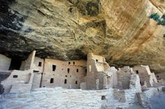 Spruce Tree House, Mesa Verde, Colorado More reason to go to Mesa Verde