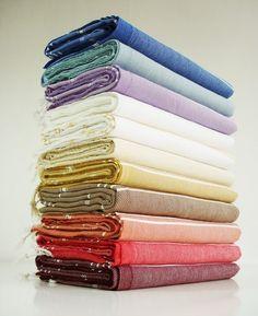 Turkish BATH Towel  Classic Peshtemal  Claret red by bathstyle, $22.00